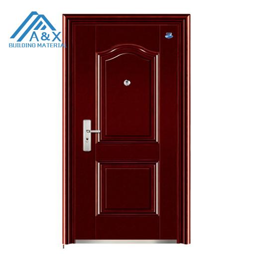 contemporary security doors