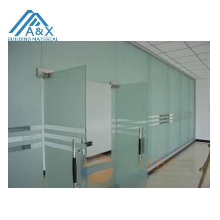 Shop Front Glass Door