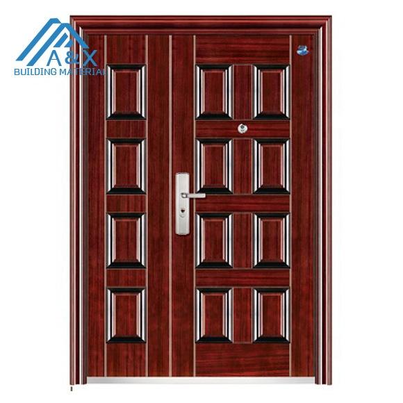 Good quality decorative Steel Security Door