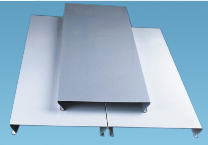 Hot sale interior Aluminum cx strip ceiling in Algeria