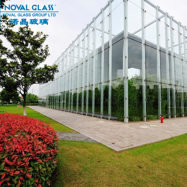 Glass Facade and Glass Curtain Wall