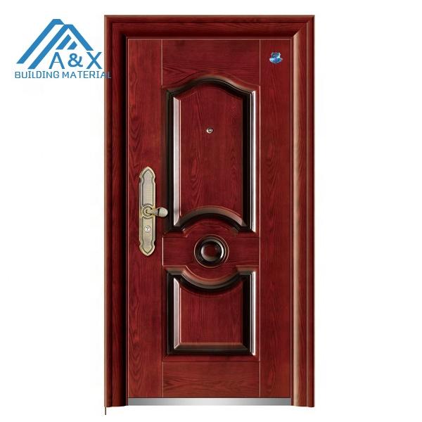 Best Sale Steel Security Main Entrance Door