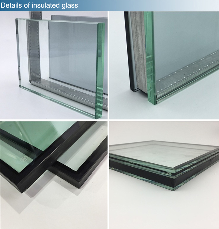 details of insulated glass