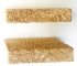 Car accessories Wood Fiber Solid bulk car scent Air Fresheners