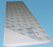 suspended strip ceiling system aluminum ceiling plafond panel