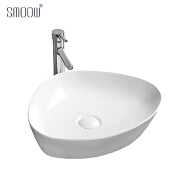 Made in China new model face wash art basin with SON certificate