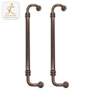stainless steel exterior front entrance door bronze c type door handles doors accessories outside c shape large door handle