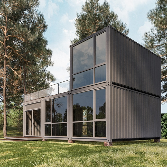 Good design New zealand prefab shipping container houses for sale