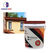 Building weatherability Weather resistant coating colorless waterproof paint