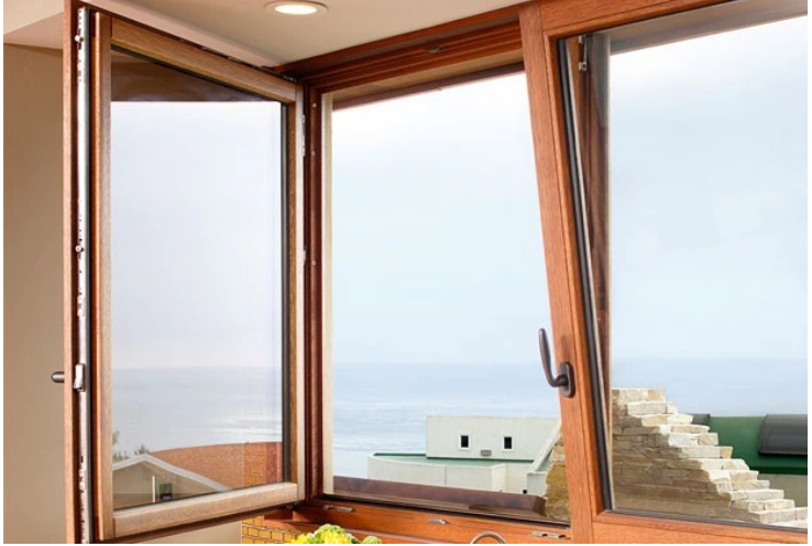 Aluminum Tilt and Turn Window Systems