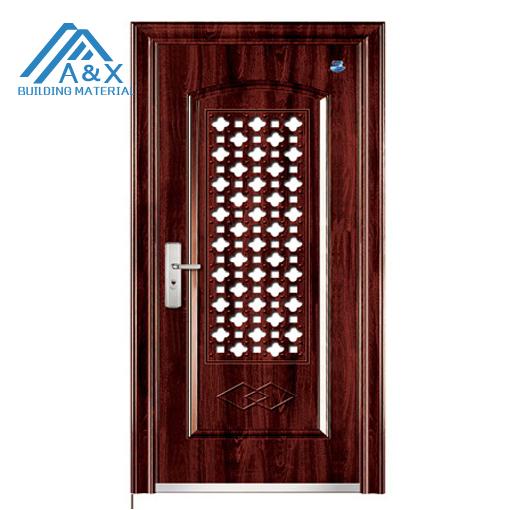 Beautiful Main Entrance Steel Security Door
