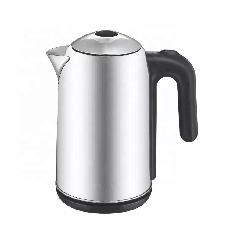 Portable 1.8L 201SS concealed heating plate electric water kettle