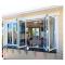 Foshan famous brand fashion window design bi fold windows aluminum