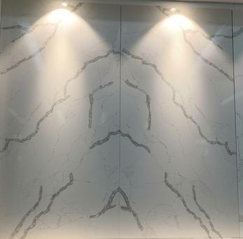 stone artificial quartz slab for kitchen counter-top