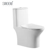 Sanitaryware bathroom ceramic one piece toilet ce floor mounted toilet