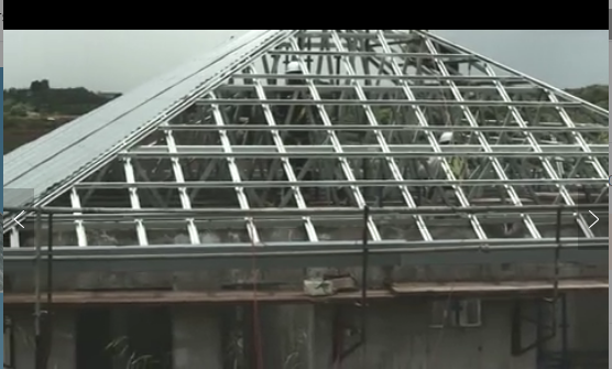 Shaped Gypsum Drywall Metal Ceiling Tiles