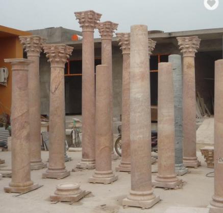 roman stone gate pillars for sale