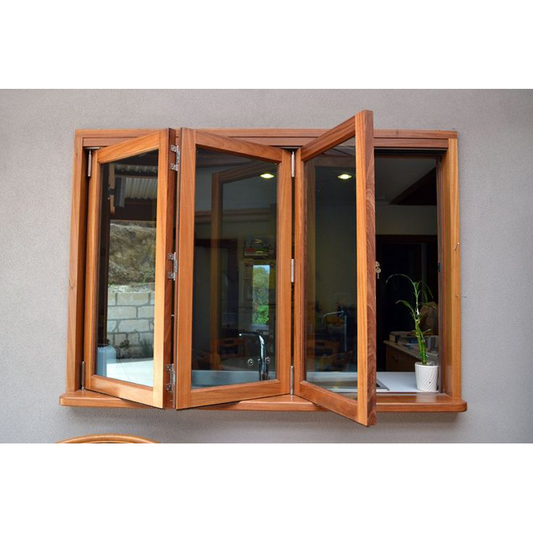 Experienced factory direct watertight window folding screen