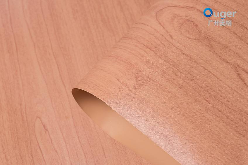 PVC decorative film DSC-0003 Wood Grain Adhesive Film