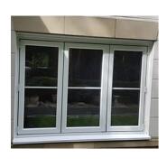 Foshan famous brand louver shutter folding window
