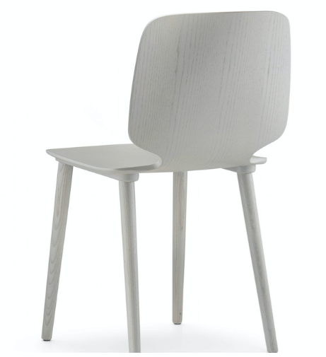Modern Scandinavian New Design Solid Oak Sled Plywood Dining Chair 10-19 Pieces $75.00 >=20 Pieces