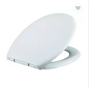 UF Bathroom Toilet Seat Cover With Soft Close and Smart Quick Release Hinge