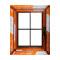 aluminum alloy window aluminum sliding window