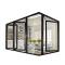 Experienced factory direct modern aluminum windows folding window