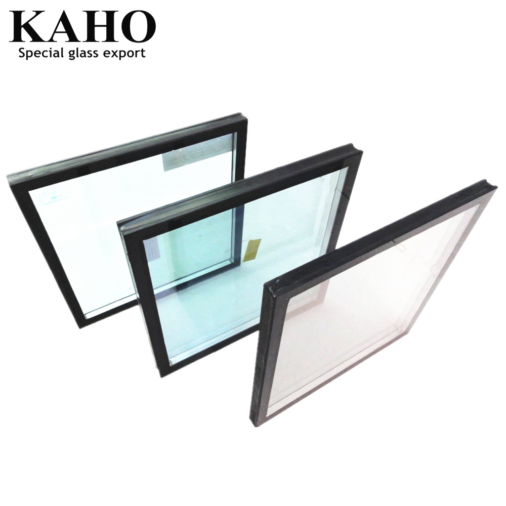 Malaysia Double Silver Offline Safety Low-E Low E Double Glazed Insulated Glass