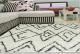 Custom Printed Carpet Decorative Commercial Carpet Tiles
