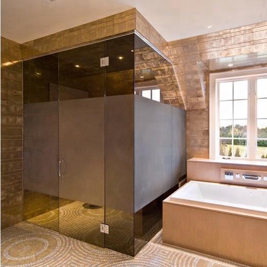 tempered glass shower door.JPG