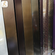 Flower Design Standard 304 Stainless Steel Sheet Thickness 2Mm Stainless Color Steel Plate Stainless Steel Etched Sheet