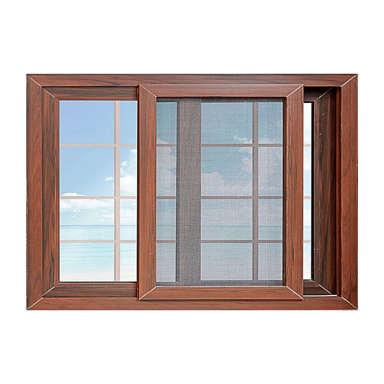 HONOR GLASS custom size double glazed luxury sliding aluminum door and windows
