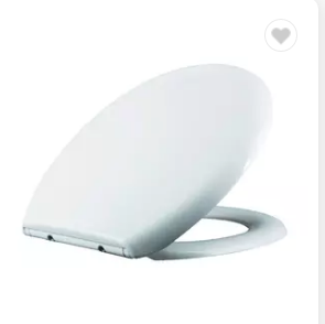 Soft Close and Quick Release Duroplast Toilet Seat Cover