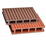 Recycle economic sales hot cold weather resistant wood plastic patio floors wood plastic decking wpc deck floor outdoor