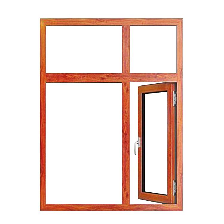 high quality aluminium window frame casement windows without glasses