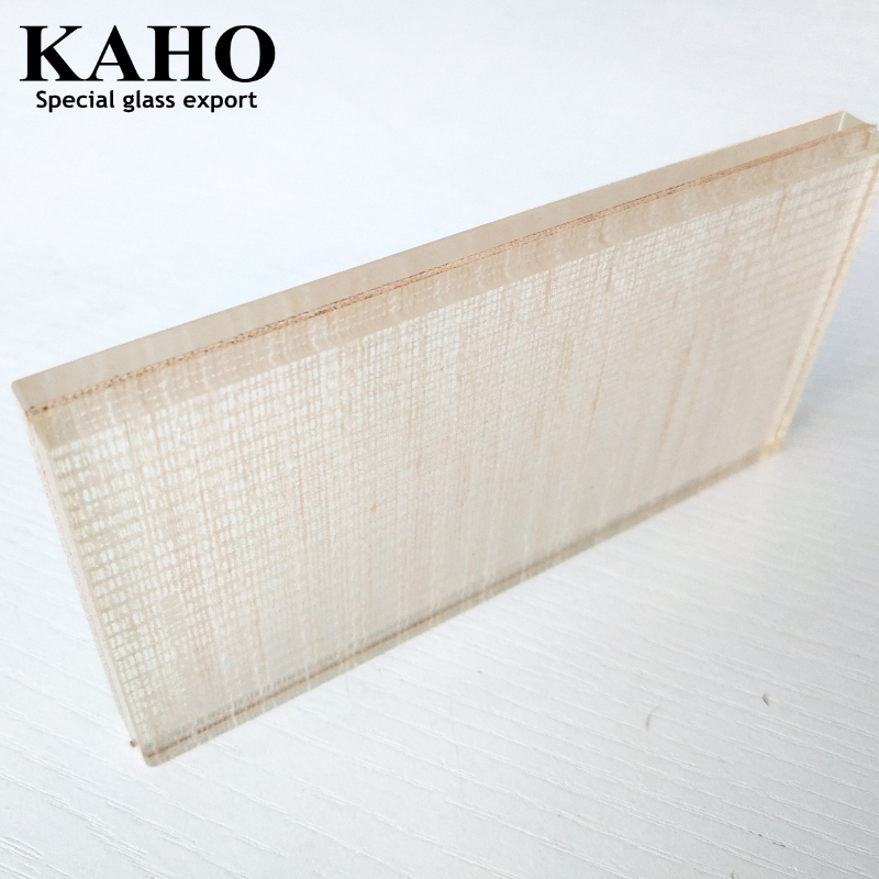Wire Mesh Reinforced Glass For Safety Laminated Clear Wire Glass