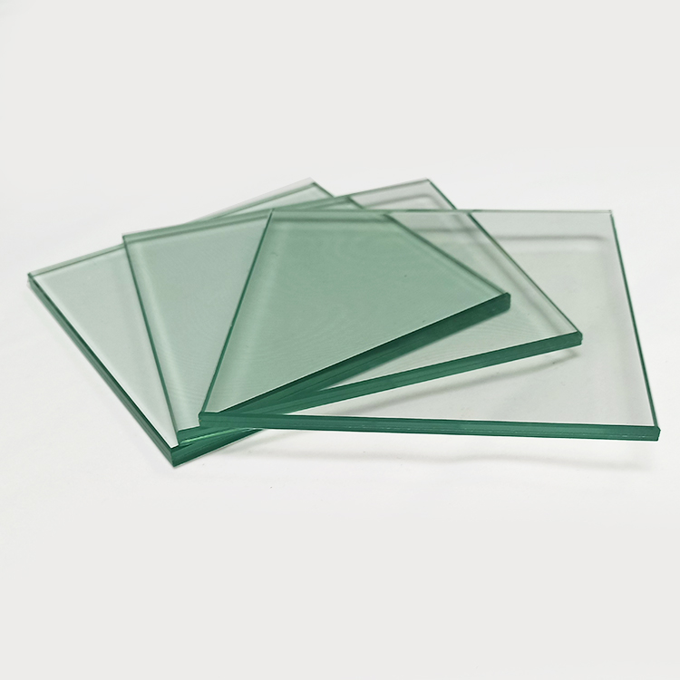 44.2 clear laminated glass 4+0.7+4mm 8.76mm safety sandwich building glass for window partition skylight canopy awning partition