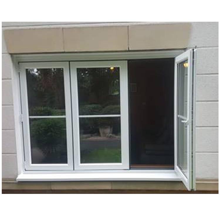 Foshan famous brand screen window folding window