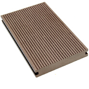 Used in rainy sunny weather best no slip hard plastic floor covering exterior decking composite cheap decking boards