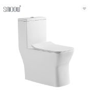 Sanitary wares ceramic washdown one piece toilets for western toilet