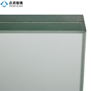 Flat Clear Tempered Laminated glass wall of glass