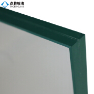 Ultraviolet-proof Safety Clear Bulletproof Laminated Glass Sheet