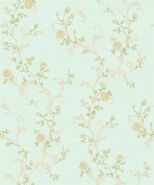comfortable color wall paper create harmonious atmosphere, pastoral style wall paper/