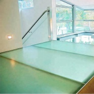 Safety Laminated Tempered Glass Floor Panel