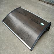 Tiansu polycarbonate solid sheet bus shelters PC windows sheds