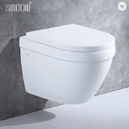 New design ceramic wc one piece toilet for Middle East market hotel bathroom