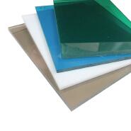 transparent plastic sheet