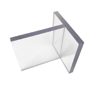 Safe and clean PC solid Plastic sheet manufacture in China foshan Tiansu. safe , good after-sell serve size0.8-17.8mm Hot sale