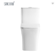 Popular OEM S-trap siphonic one piece water closet for bathroom ceramic 1 buyer